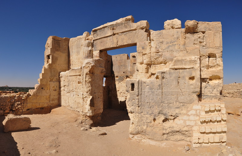2010-11-06  477  Siwa - Temple of Ammon, where Alexander the Great Consulted the Oracle