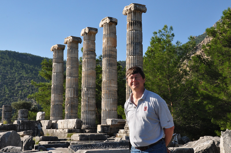 2010-10-31  791  Priene - Jay and the Temple of Athena