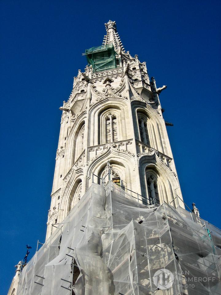 Matthias Church Bell Tower