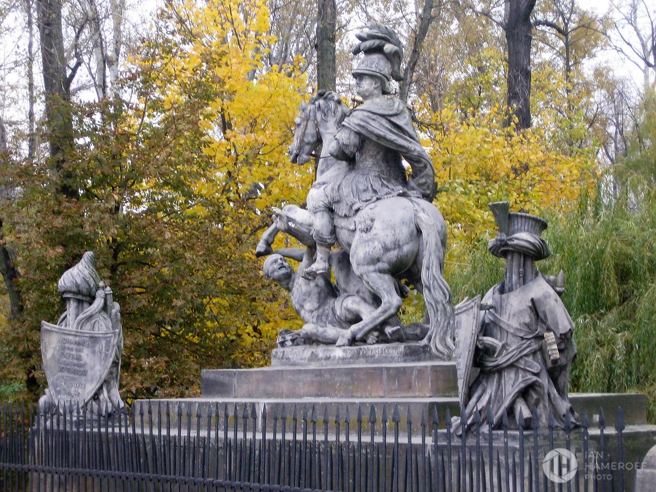 King Jan III Sobieski