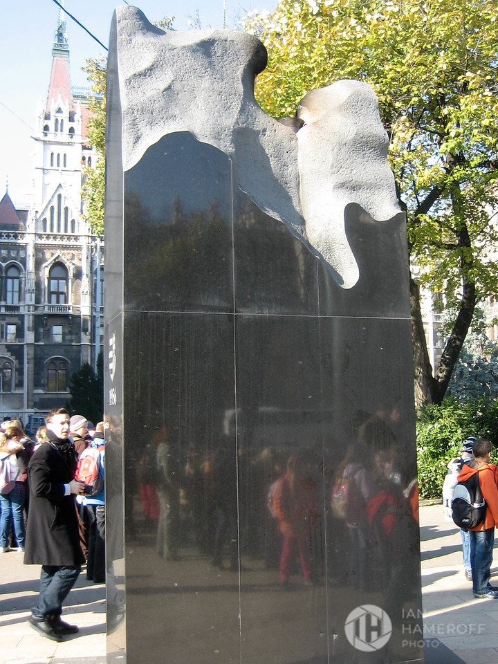 Memorial for the 1956 Hungarian Revolution