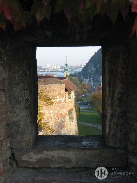 Looking Through the Castle Walls