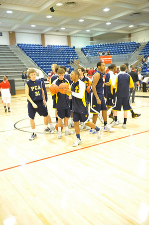 PCA - Houston State Basketball Finals 2011