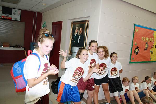 Basketball Mini Camp at Atlanta Dream