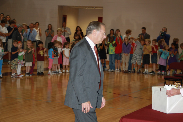 Don Robertson Farewell Assembly