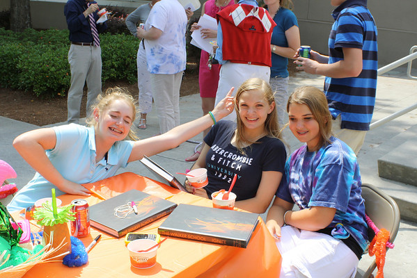 8th Grade Cook Out