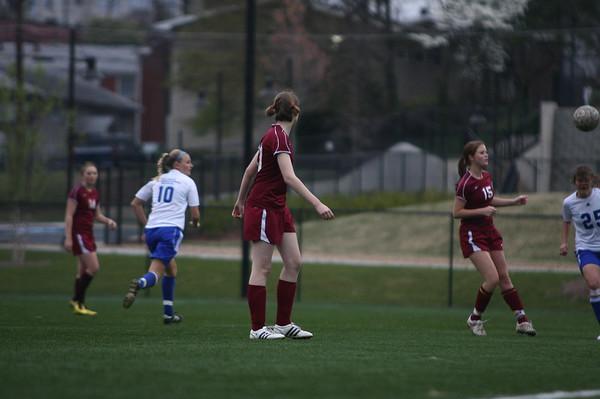 Varsity Girls Soccer 2