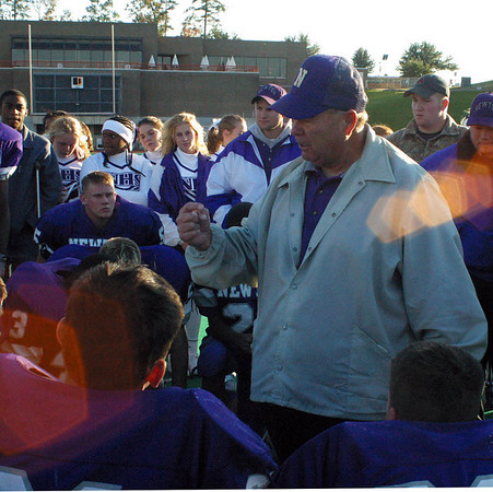 Maybe the best-ever photo of Coach Curtis Barbay.