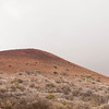 Threatening Skies on the Road to the Top of Mauna Kea