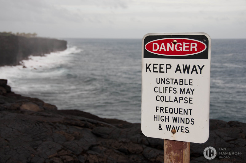 Important Warning at the Edge of the U.S.