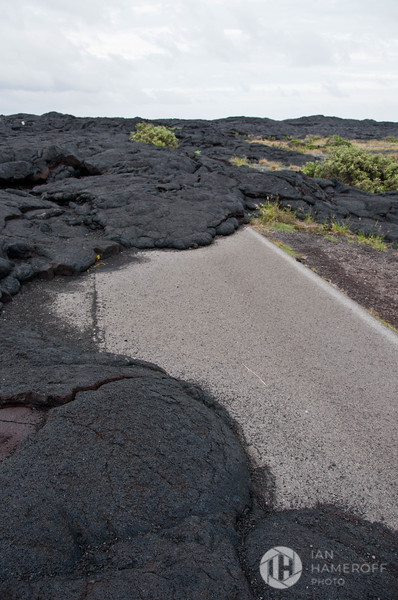 Lava Meets Road