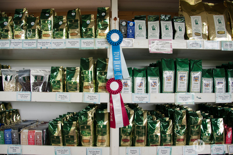 Award Winning Kona Coffee