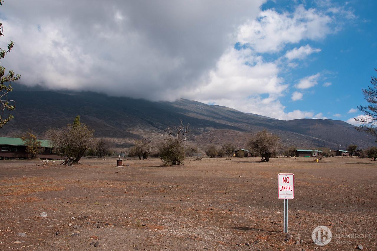 Stop Over to Mauna Kea