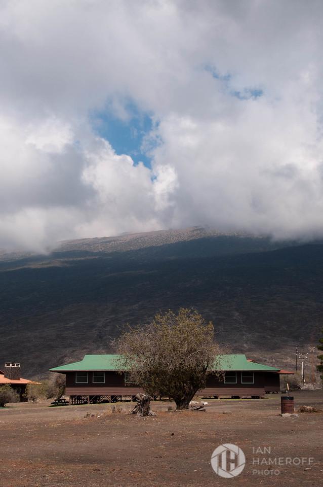Cabin in Mauna Kea State Recreation Area