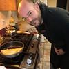 Christmas omelet!