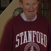 Excited about Stanford football!  (They proceeded to wallop Cal).