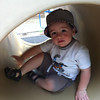 Another playground tunnel!