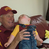 Playing with Grandpa!!