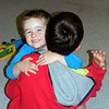 A big hug for special friend Liam