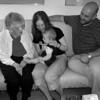 Meeting Great Grandma Miles!