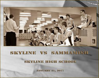 Skyline C vs Sammamish, 01-21-11