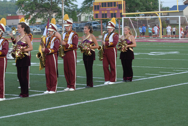 2010-2011 CHHS Marching Band