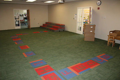 Kindergarten Common Area
