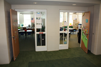 Lower School classrooms