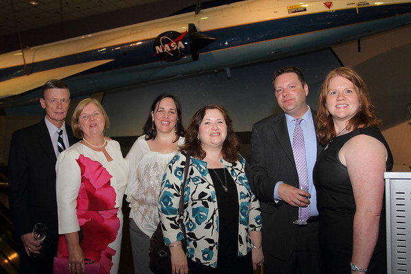 2011 Dean's Reception at the Air & Space Museum