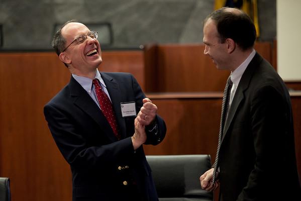 """C-LEAF """"Dodd-Frank"""" Symposium"""