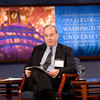 January 14, 2011 | The Shape of Things to Come: Deciphering the Dodd-Frank Financial Regulatory Reform Act.<br /> <br /> Stephen Labaton, Advisor, Goldman Sachs (former reporter, The New York Times).<br /> <br /> (photo by Jessica McConnell)