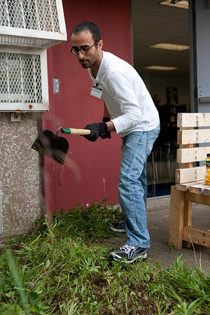 2010 Law School Service Day