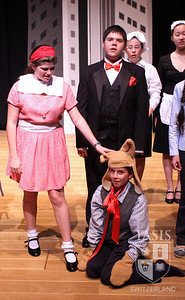 Annie Jr. - Middle School Musical 2011