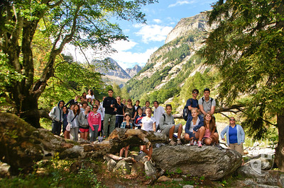 Class Outings 2010 Grade 11 - Valle Verzasca Photo by Artem Buleshev '12