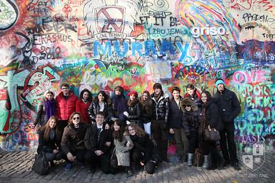 Prague - 12th grade