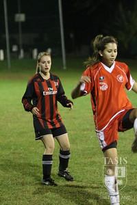 Grils Soccer 2010