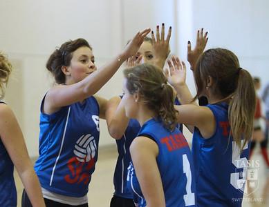 TASIS Girls Volleyball Tournament Fall 2010
