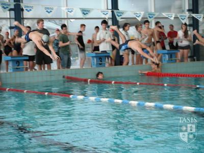 TASIS Swim Team