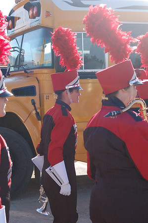 MHS at Renegade Review Marching Competition