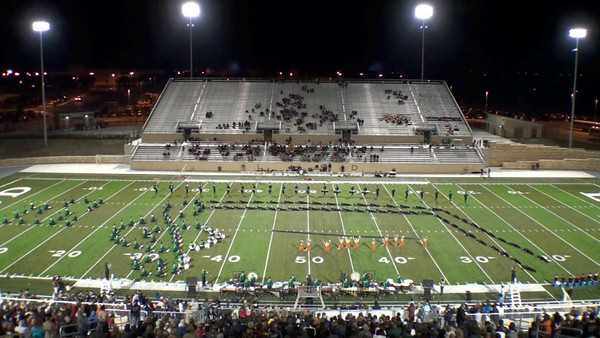 Dripping Springs Game (October 29, 2010) - Videos