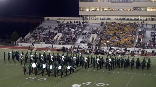 Ellison Game Killeen - Videos (September 3, 2010)