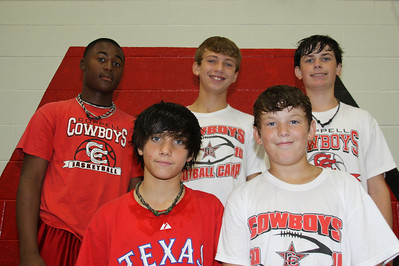 7th Grade Boys Athletics