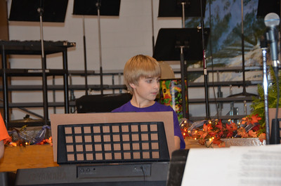 Fall Music Program