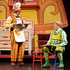 Dwayne Hartford and D. Scott Withers in Childsplay's <i>A Year With Frog and Toad</i>. Photo Credit: Heather Hill