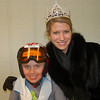 Skier Joey Edlund and the Eastwind Princess (Stephanie Anderson)