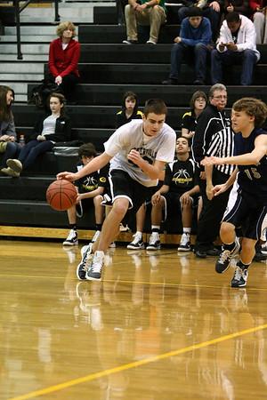 2010-12-21 Freshman Gold vs Fairmont