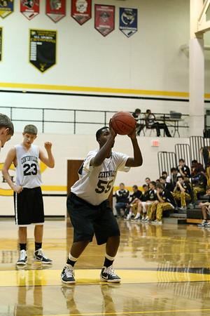 2011-01-18 Freshman Gold vs Troy