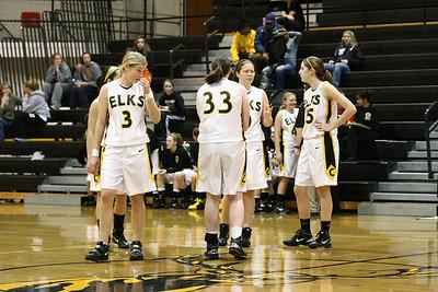 2010-2011 Centerville High School Girls Basketball