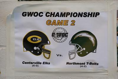 2010-10-08 Varsity vs Northmont