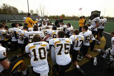 2010-10-30 JV vs Beavercreek